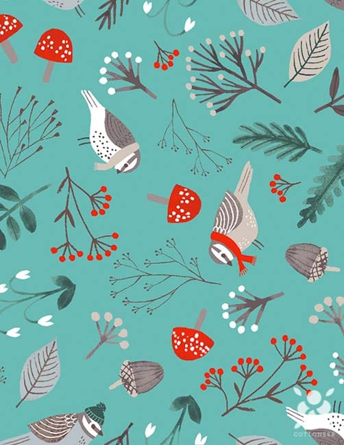 dreaming-of-snow-snow-birds-in-turquoise-by-rebecca-jones
