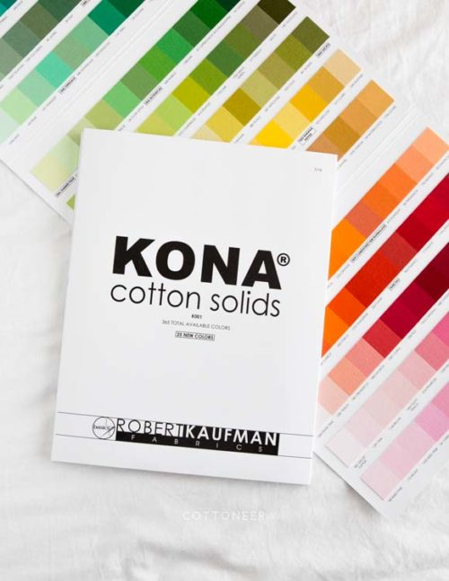 Kona Cotton Quilting Solids