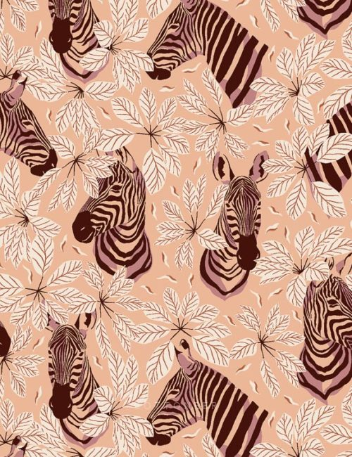 happy-zebra-in-butterfly-kisses-magic-of-the-serengeti-by-julia-dreams