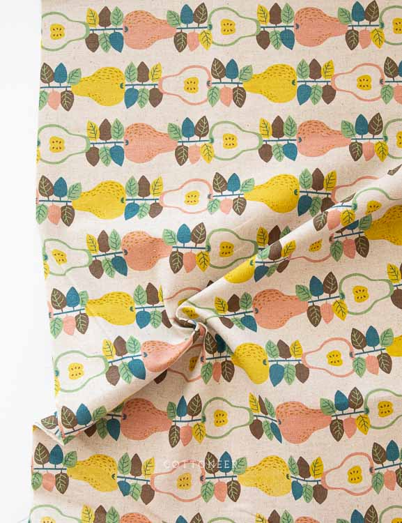 pears-in-pink-fruit-salad-linen-canvas-by-kokka-5