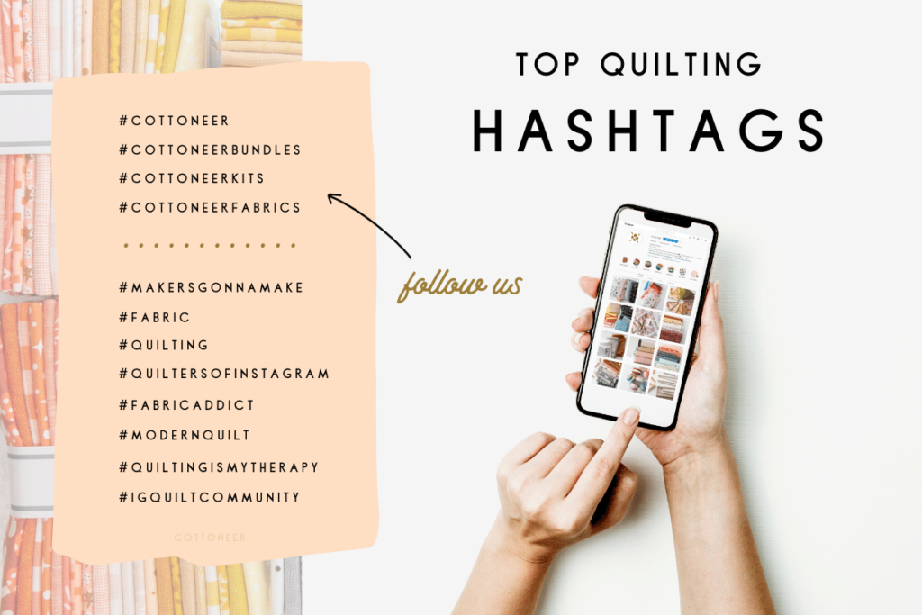 top-quilting-hashtags