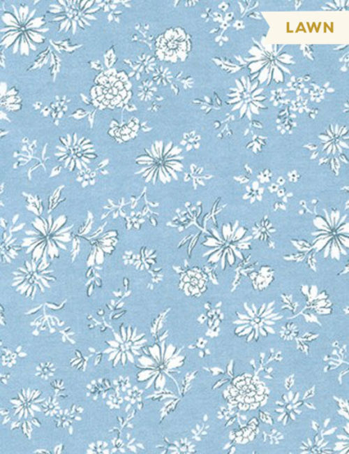 tossed-floral-in-blue-petite-lawn-by-sevenberry